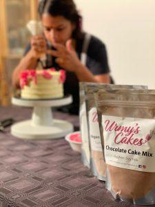 Urmy's Cake Mixes