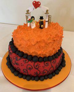 Leggo Cake