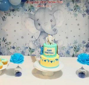 Urmy's Cakes - Elephant Cake