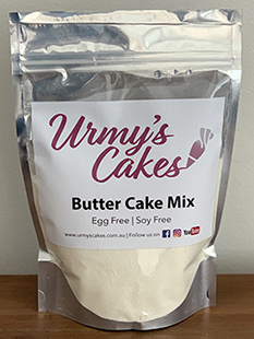 Egg Free Butter Cake Mix